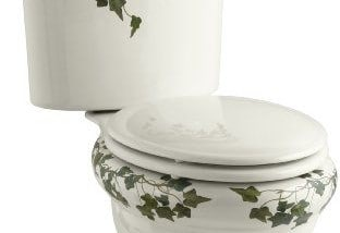 Review: The Kohler Peonies and Ivy Revival Toilet