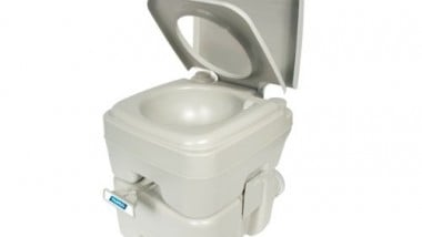 Review: The Camco Portable Toilet