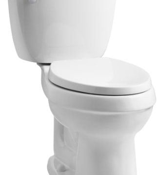 Review: The Kohler Cimarron Comfort Height Toilet