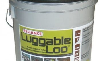 Review: The Luggable Loo: A Reliable 5 Gallon Toilet?