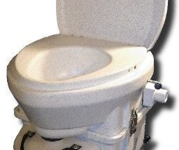 Review: Nature's Head Self Contained Composting Toilet