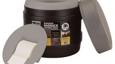 Review: Reliance Products Hassock Portable Toilet