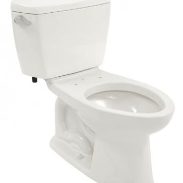 Review: The TOTO Drake 2 Piece Toilet CST744SG#01