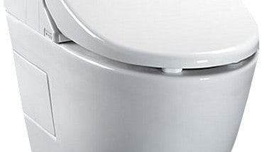 Review: The TOTO Washlet With Integrated Toilet