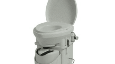 Review: Nature's Head Dry Composting Toilet