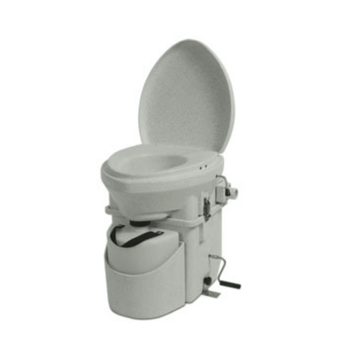 Review Natures Head Dry Composting Toilet