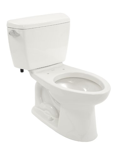 review the toto drake 2 piece toilet cst744sg01